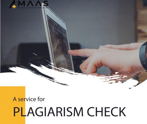 Dịch vụ kiểm tra đạo văn - plagiarism checking