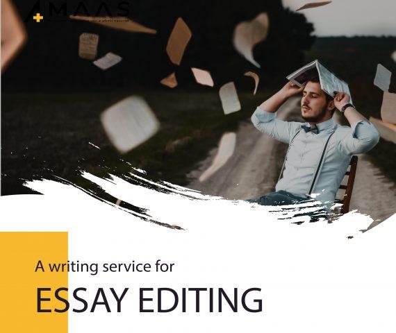 Dịch vụ edit essay