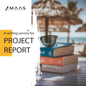 Dịch vụ viết Project Report - báo cáo dự án