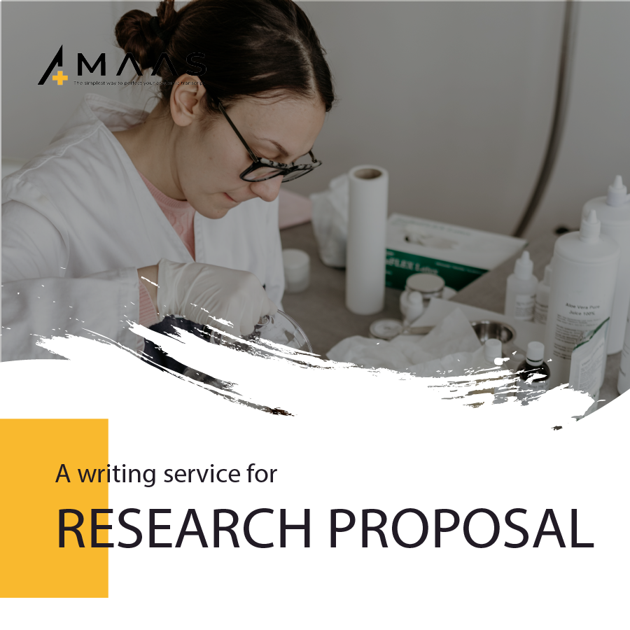 Viết Research Proposal để làm gì?
