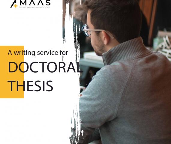 Dịch vụ viết Doctoral Thesis - luận văn tiến sĩ