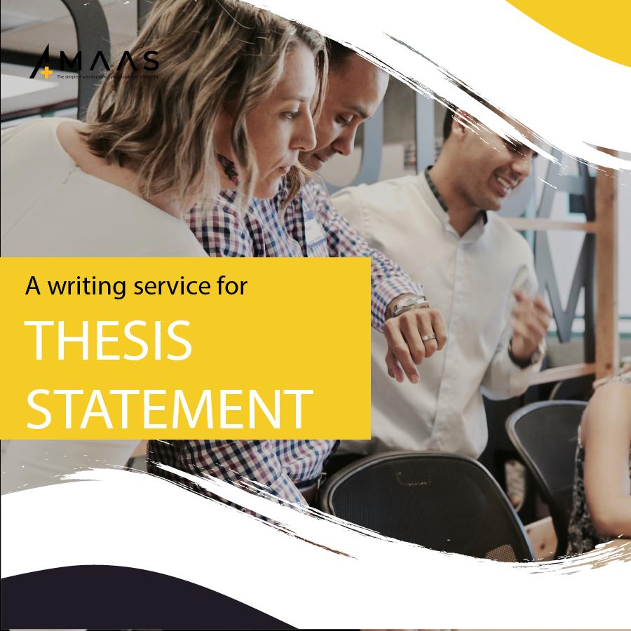 Làm thế nào để viết thesis statement - luận án cuối khóa tốt nhất