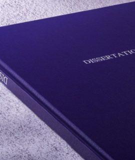 Dissetation - dịch vụ viết luận văn
