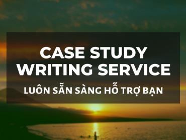 Case Study Writing Service