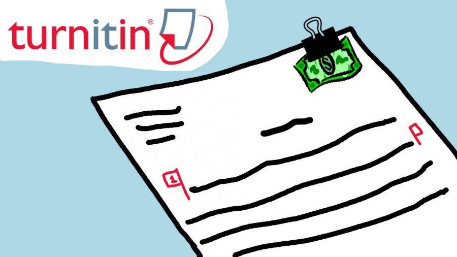giảm tỷ lệ đạo văn trên Turnitin