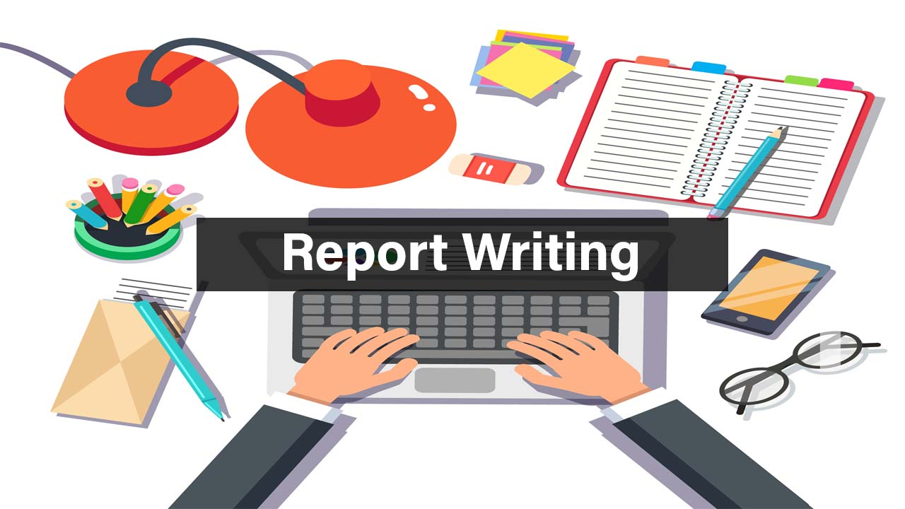 Report Writing tại MAAS