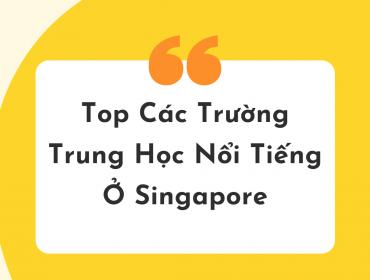 Trường Trung Học Singapore