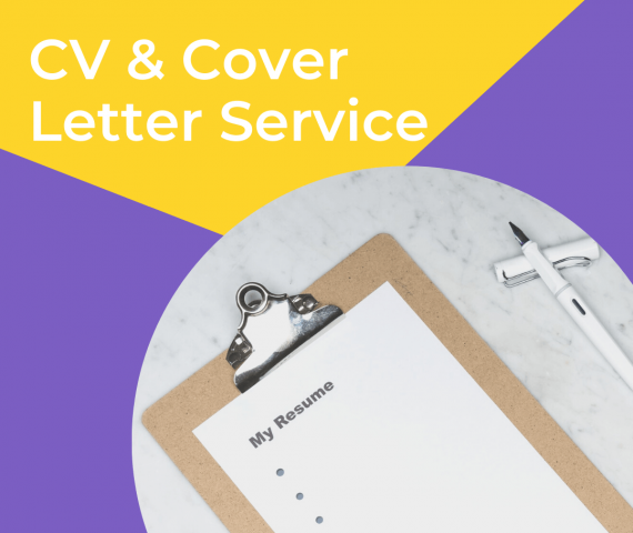 dịch vụ viết CV & Cover Letter Service