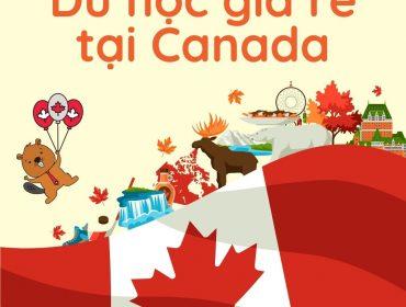 Du học giá rẻ tại Canada