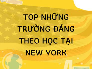 top những trường đại học ở New York