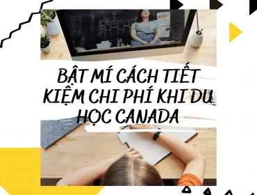 Bật Mí Các Mẹo Tiết Kiệm Chi Phí Sinh Hoạt Ở Canada Cho Du Học Sinh