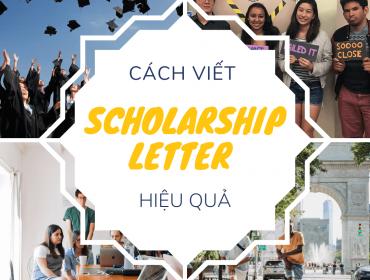 cách viết Scholarship Letter