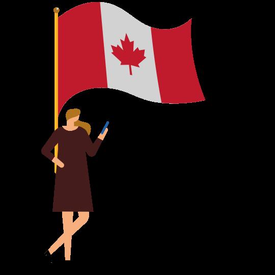 Cập nhật chính mới của visa du học Canada