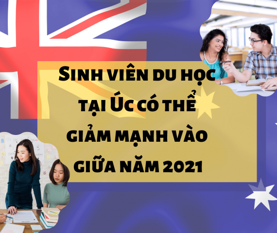 sinh viên du học tại Úc