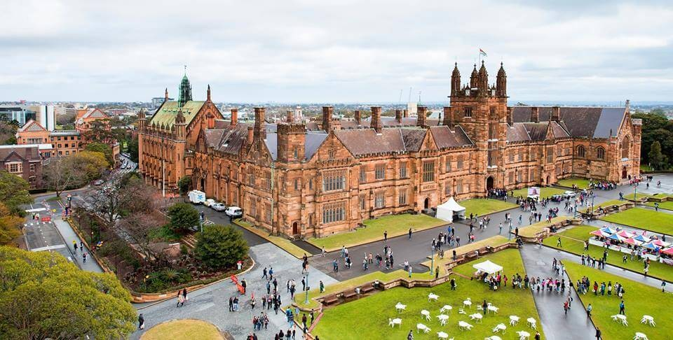 Đại học Melbourne