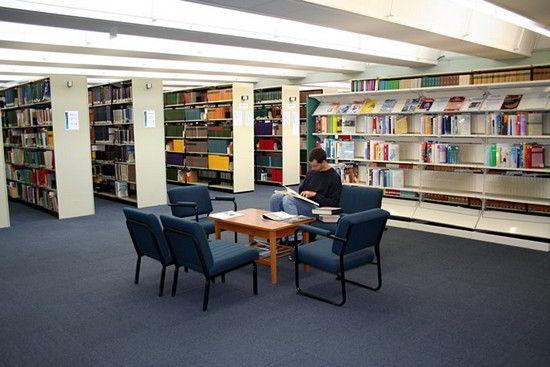 Thư viện đại học Auckland