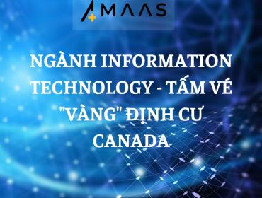 NGÀNH INFORMTION TECHNOLOGY