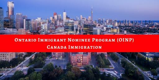 Chương trình đề cử nhập cư Ontario