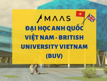 đại học BUV