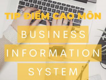 môn Business Information System