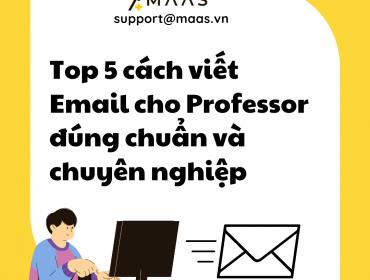 Viết Email đúng chuẩn